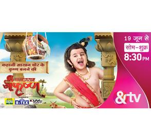 &TV's magnum opus Paramavatar Shri Krishna premieres today