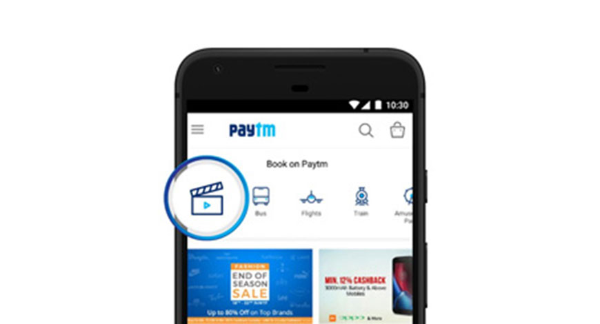 Paytm Movies enables online advance booking for Tubelight