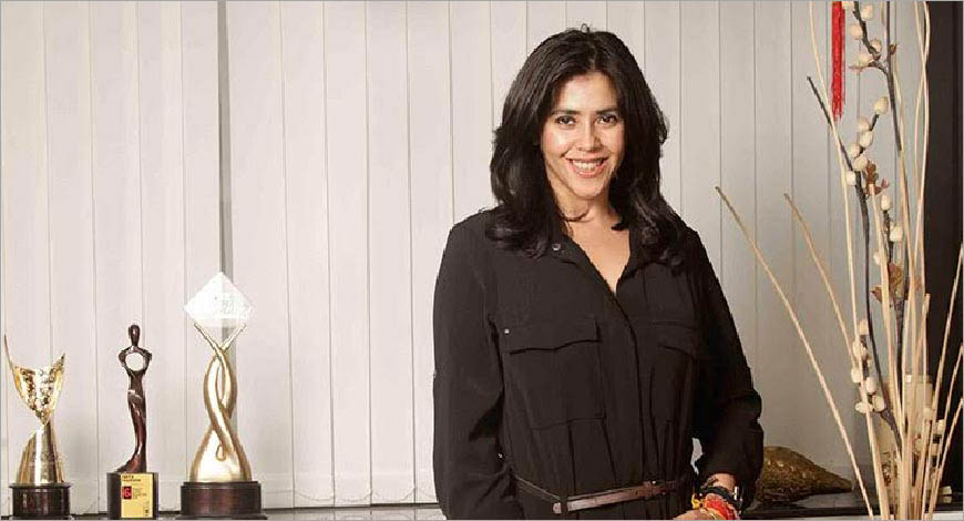 I began as a struggler on digital: Ekta Kapoor