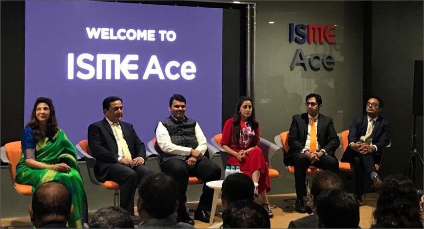 ISME ACE inaugurated by Maharashtra CM, Devendra Fadnavis