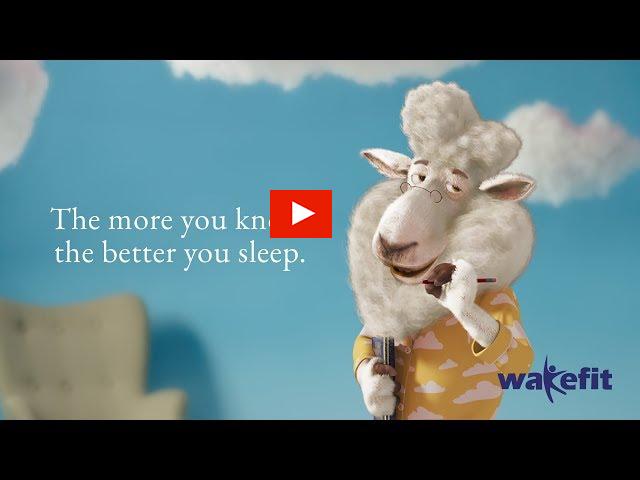 Wakefit | BaaBaa The...