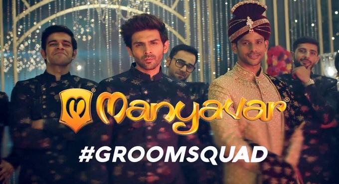 Groom Squad By Manya...