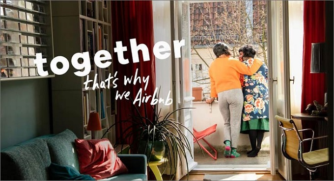 Together in Berlin | That's Why We Airbnb