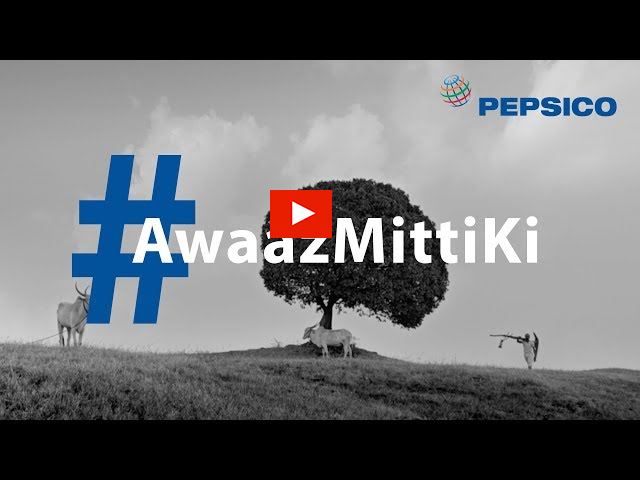 PepsiCo India Presents #AwaazMittiKi